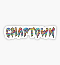 Chaptown Drip Sticker