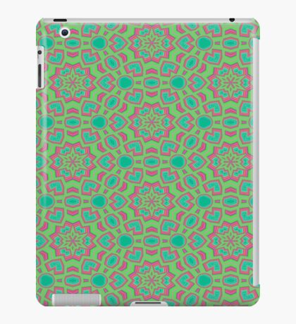 Intersecting Circles by Julie Everhart iPad Case/Skin