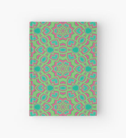 Intersecting Circles by Julie Everhart Hardcover Journal