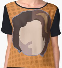 Game Grumps - Arin & Dan Chiffon Top