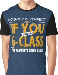 Mercedes Benz G-Class Graphic T-Shirt