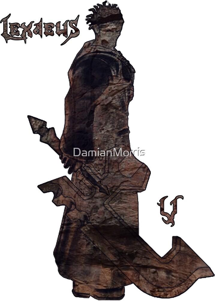 Der Taciturn-Kämpfer von DamianMorris