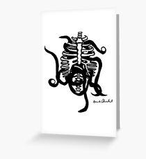 An Animal Within An Animal Greeting Card