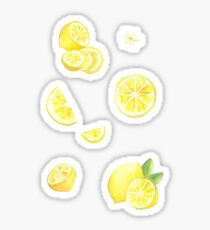 Lotsa Lemons Sticker