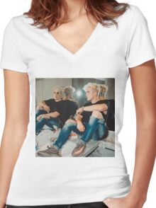 Jake Paul Women's Fitted V-Neck T-Shirt