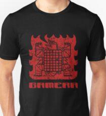 Gamera Is On Fire Unisex T-Shirt