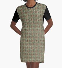 Mollie, the Mole snake Graphic T-Shirt Dress