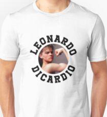 Leonardo DiCaprio Cardio Gym Pun Unisex T-Shirt