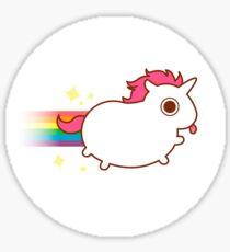 Super Cute Unicorn  Sticker