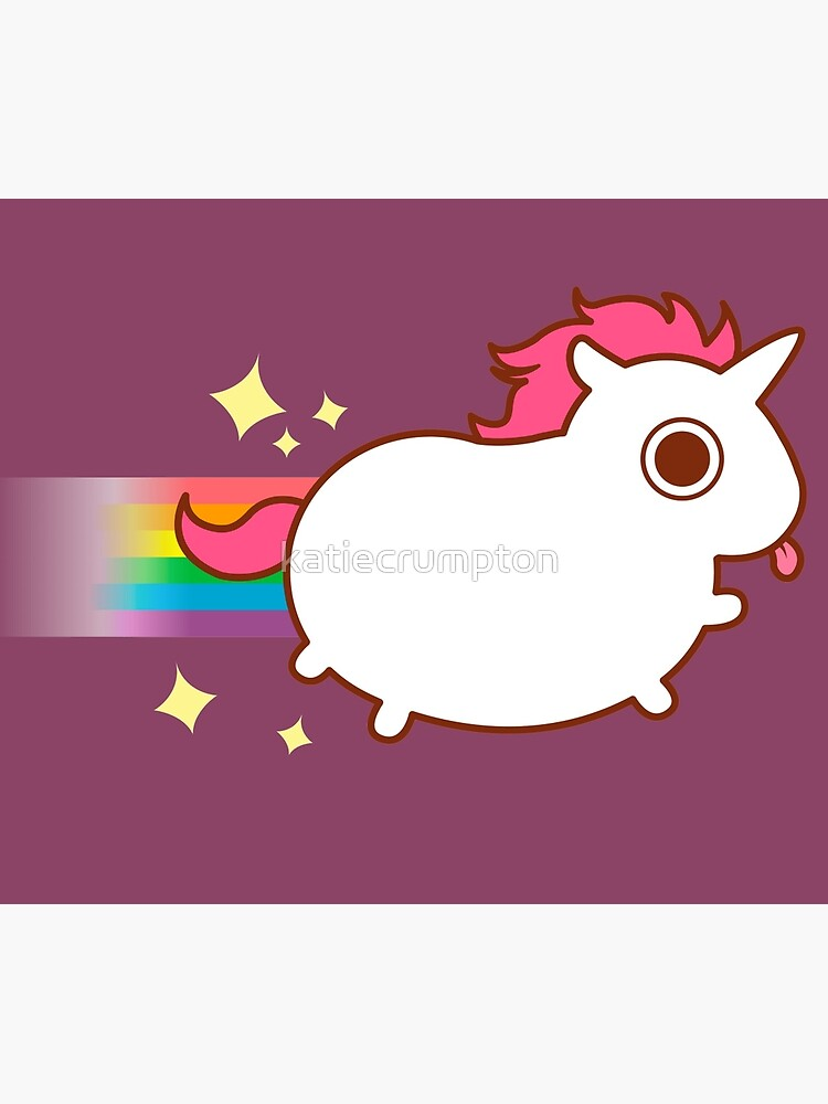 Super Cute Unicorn  by katiecrumpton