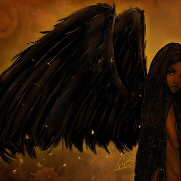 Dark Angel by kiraJ