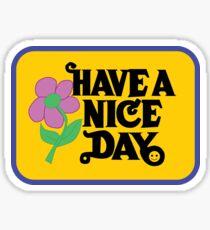 Pegatina Que tengas un buen día