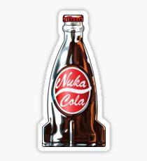 Nuka Cola - Rocket bottle Sticker