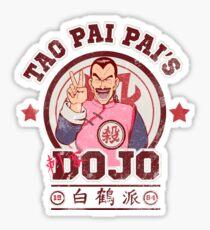 Mercenary Dojo Sticker