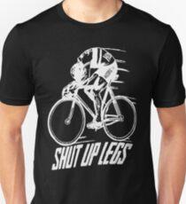 Shut Up Legs Black Unisex T-Shirt