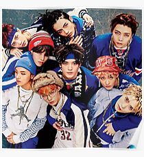 NCT - LIMITLESS Poster