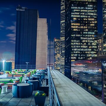 Rooftop Chill by urbanity