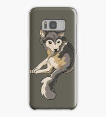 Nymeria Dire Wolf Cub Puppy Samsung Galaxy Case/Skin