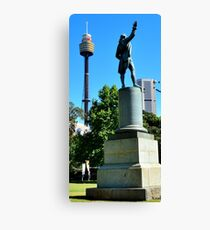 Captain Cook  Canvas Print