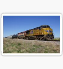 Union Pacific Santa Fe to Amarillo Sticker