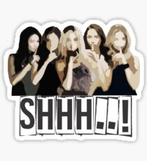 Little Liars Sticker