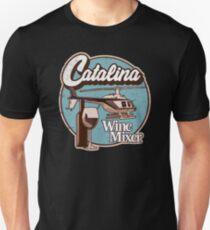 Catalina Wine Mixer. Slim Fit T-Shirt
