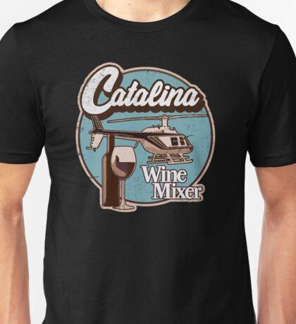 Catalina Wine Mixer. Unisex T-Shirt