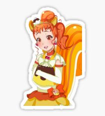 KiraKira☆Pretty Cure A La Mode - Cure Custard Sticker