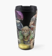The Adventure Zone Trio! Travel Mug