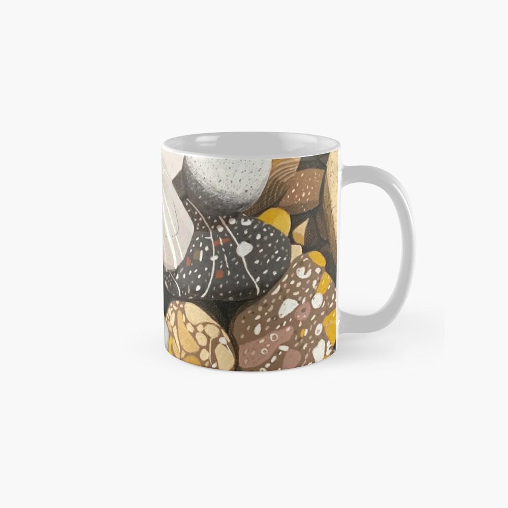 Mersey River (Tasmania) Stones. Mugs