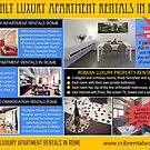 Luxury Accommodation Rentals Rome by Luxury Apartment Rentals In Rome