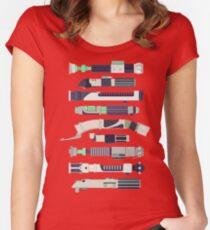starwars Women's Fitted Scoop T-Shirt