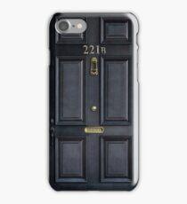 221B - Baker Street iPhone Case/Skin