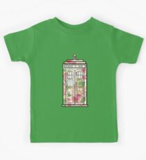 Rose TARDIS Kids Clothes