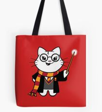 Gumdrop is Wizardkitty - Brave and Loyal! Tote Bag