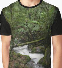 Rainforest falls #4 Graphic T-Shirt