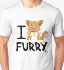 I ñawr FURRY Unisex T-Shirt