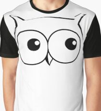 Owl in the dark Graphic T-Shirt
