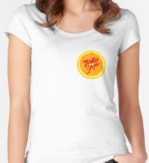 Toro y Moi Women's Fitted Scoop T-Shirt