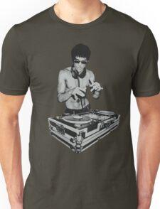 DJ Bruce Lee Unisex T-Shirt