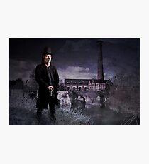 The Mill on the Teme Photographic Print