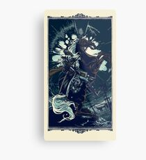 The Astral Maiden Metal Print