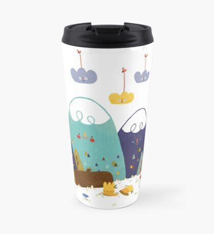 Let's Explore Travel Mug