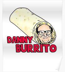 Danny Burrito (dorito) - Funny Devito parody Poster