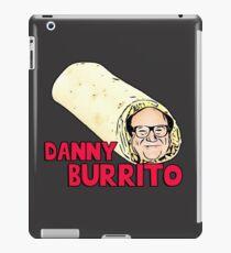 Danny Burrito (dorito) - Funny Devito parody iPad Case/Skin