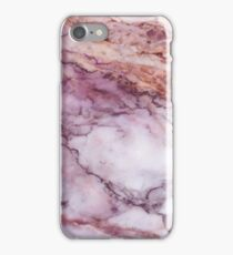 Marble phone case cover pink purple iPhone Case/Skin