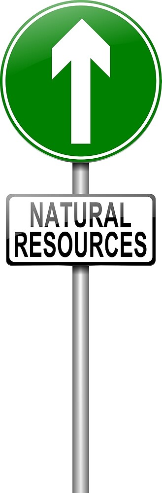Natural resources concept. by 72soul
