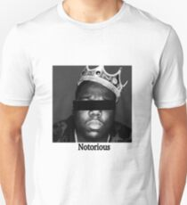 Biggie Smalls Notorious Unisex T-Shirt