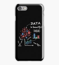 Data Formula - For Analysts - Scientists - Engineers - Math - Formula iPhone Case/Skin