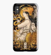 PALLAS ATHENA iPhone Case